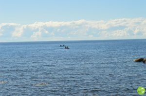 Поход по побережью Белого моря