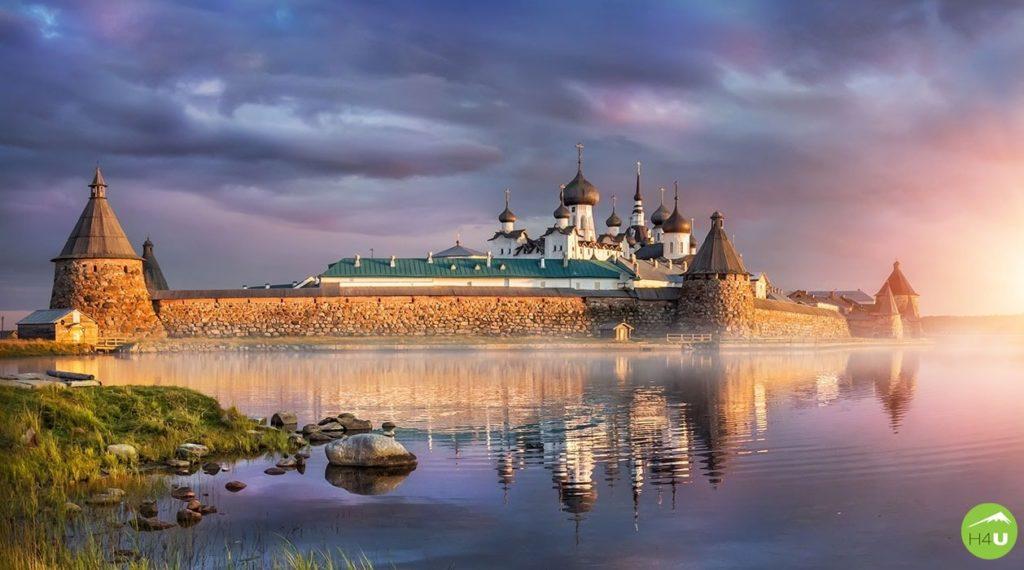 Тур на Соловецкие острова из Мурманска