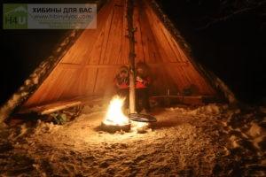 Новогодний вояж с пикником под звездами