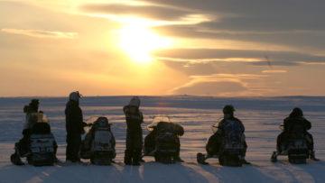Беломорский вояж старт в Хибинах