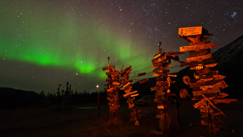 Новогодний вояж по Хибинам