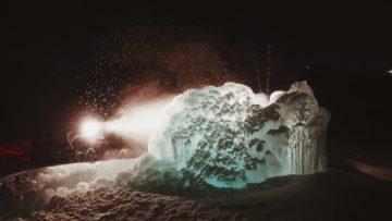 Вояж к ледяным фонтанам