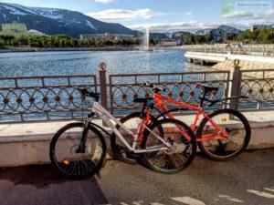 Прокат велосипедов в Кировске Хибины для Вас