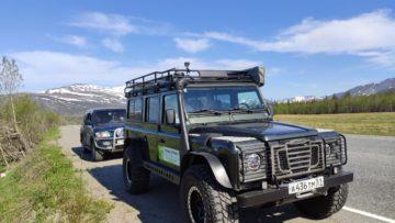 Заказать джип тур онлайн недорого Умбозерский вояж Хибины для Вас